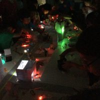 littleBits lights