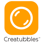 creatubbles_logo_orange_top_300x300px